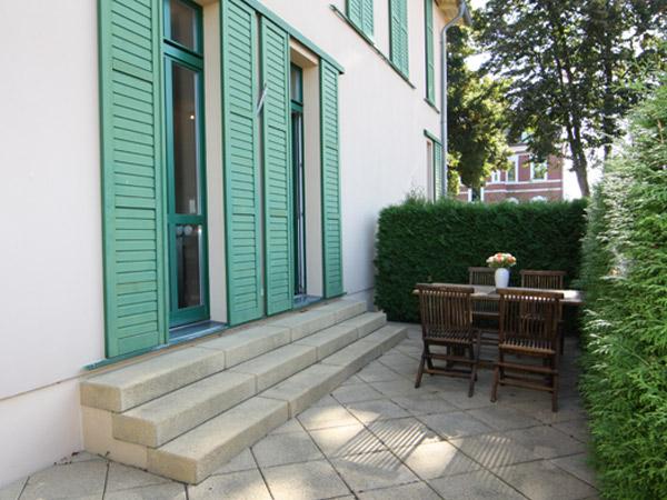 Villa Waldblick App 03 Brise Usedom